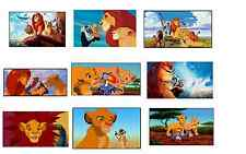 9 The Lion King Stickers, Birthday Party Favors, Labels, Crafts, Rewards ,decals