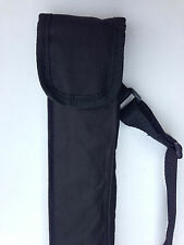 Kamagong Arnis Kali Escrima Single Stick with Black Carrying Sleeve