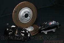 Audi A7 S7 4G V8 BREMBO Bremsanlage vorn Bremsscheiben 400X38mm Bremssattel