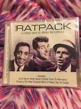 THE RATPACK-A LOVELY WAY TO SPEND AN EVENING- NEW AND SEALED CD!!
