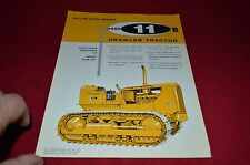 Allis Chalmers HD-11 Series B Crawler Tractor Dealer Brochure YABE11 Ver44