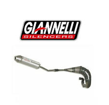 GIANNELLI KIT EXHAUST ENDURO 2T BETA RR 50 Enduro 2009-2011 MARMITTA A