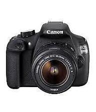 Canon EOS 1200D Kit with EF S18-55 IS II with 8Gb card & carry bag !!
