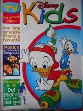 Disney KIDS Suppl. Tv Sorrisi e Canzoni n°24 1998 - Le Cleopatra   [G.289]