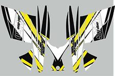 SKI DOO WRAP KIT MINI REV 2004 THROUGH 2013 STRIPE