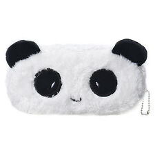 Large Cute Cartoon Kawaii Pencil Case Plush Large PEN BAG Kids School Supplies