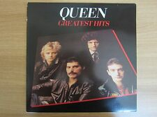 QUEEN - Greatest Hits 17 Tracks Korea Vinyl LP 1982 INSERT