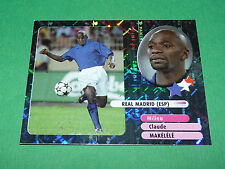 MAKELELE STARS REAL MADRID ESPAGNE PANINI FOOT 2003 FOOTBALL 2002-2003