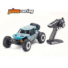 KYOSHO Axxe EZ 2wd RC readyset OFF ROAD 2.4g ELETTRICO BUGGY VERDE - 34401t6b