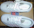 CHAMPION Women Shoes TENNIS Gym SZ 5-12 NEW Pink White LEATHER Sneakers