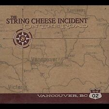 String Cheese Incident - On the Road 10-16-02 Vancouver, BC (3 CD Set) BRAND NEW