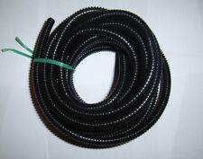 "1/4"" Split Wire Loom Conduit 10 Ft. Polyethylene Tubing Car Power Amp Automotive"