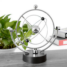 Kinetic Orbital Revolving Gadget Perpetual Motion Desk Office Decor Art Toy Gift
