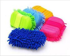 Car Sponge Microfiber Washer Towel Duster For Cleaning Detailing Wahing Brushes