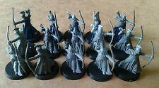 LOTR warhammer elfos arqueros #15 slotta Miniatures basado en excelente