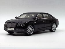 Kyosho 1:18 Bentley Flying Spur W12 Onyx(Black) Diecast Model Car  No.08891NX