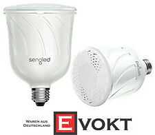 Sengled Pulse Pair LED Bulb With Stereo Wireless Speaker Bluetooth White Genuine