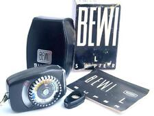 Bertram Bewi Super L Light/Exposure Meter & Leather Case, Light, Box & Manual