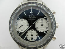 G0031 NEW!! Omega Speedmaster Racing Co-Axial Chronometer Automatic Chronograph