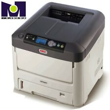 OKI C711WT White Toner Printer, Ideal For Dark T Shirt And Color Papers UNIQUE