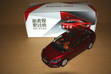 1/18 2015 new Chevrolet Cruze sedan model red color+gift