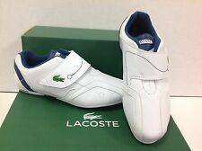 Lacoste PROTECT LPT Casual Sport Kids Trainers, Size UK 13 / EU 32