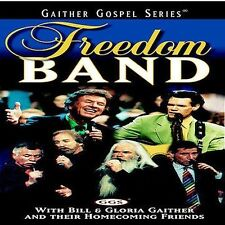 Freedom Band by Bill Gospel Gaither Music CD Jan-2002 Spring House FREE SHIPPING