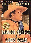 The Lawless Frontier/The Lucky Texan(2004 DVD)-2 MOVIES