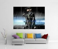 METAL GEAR SOLID GROUND ZEROES GIANT WALL ART PICTURE PRINT PHOTO POSTER J105
