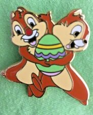 Disney Pin Chip N Dale Holding an Easter Egg Official Trading Pin 2008