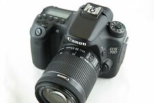 CANON EOS 70D+18-55 IS STM 3.5-5.6 (3.000 SCATTI)