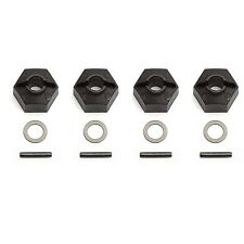Associated 7856 Hex Wheel Adapters RC10T4