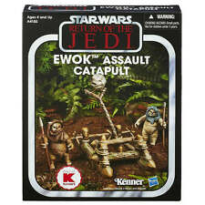 MINT Star Wars Kmart Ewok Assault Catapult INTERNATIONAL shipping RARE 2013 2014