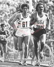 "Steve Prefontaine Poster ""Run like you're running for your life""/16x20 inch"