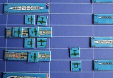 Avalon Hill's Midway Coral Sea Variant Set – Die-cut