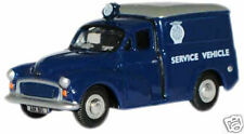 Oxford 76mm054 MORRIS MINOR nrma VAN BLU una nuova in caso di Post 1st