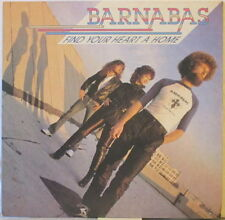 BARNABAS Find Your Heart a Home LP Xian Hard Rock/Metal