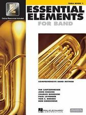 Essential Elements for Band - Tuba Book 1 with EEi: Tuba in C B.C. Essential