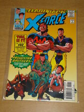 X-FORCE FLASHBACK #1 MARVEL COMIC NEAR MINT CONDITION 1997