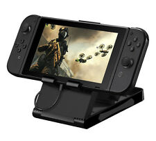 Portable Height Adjustable Play Stand Holder for Nintendo Switch Console Bracket