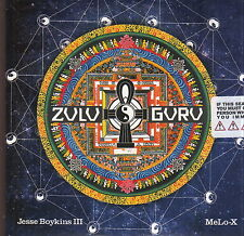 jesse boykins III melo-x zulu guru  cd limited edition new