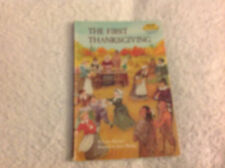 Kids fun paperback:The First Thanksgiving,Step Into Reading Book-gr 1-3-Pilgrims