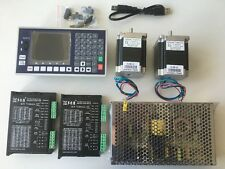 2 axis CNC controller kits Stand alone G code USB  for drilling, lathe, puching