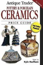 Antique Trader Pottery and Porcelain Ceramics Price Guide-ExLibrary