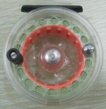 Aventik 4/6 Super Large Arbor Transparent Fly Reel NEW Trout Fresh Water and Sal
