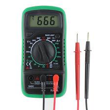 Digital LCD Multimeter XL-830L Voltmeter Ammeter AC/DC/OHM Volt Tester Meter