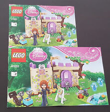 LEGO Disney Princess Notice Instructions 41051 Merida's Highland Games