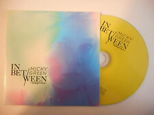 MICKY GREEN : IN BETWEEN TEMPORARY [ CD SINGLE PORT GRATUIT ]
