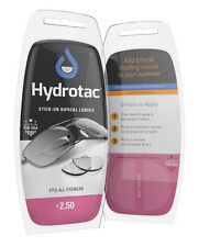 Hydrotac Stick-on Bifocal Lenses (OPTX 20/20)- +2.50 Diopter