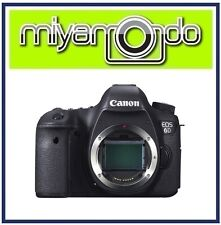 Canon 6D Digital SLR Body Only